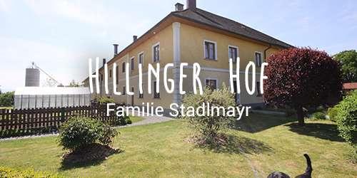 Hofkultur Partnerhof: Familie Stadlmayr
