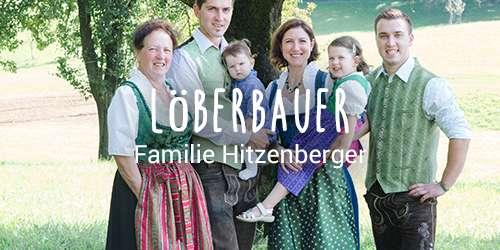 Hofkultur Partnerhof: Familie Hitzenberger