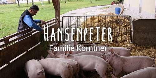 Hofkultur Partnerhof: Familie Korntner
