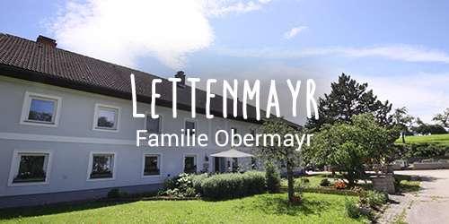 Hofkultur Partnerhof: Familie Obermayr