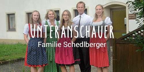Hofkultur Partnerhof: Familie Schedlberger