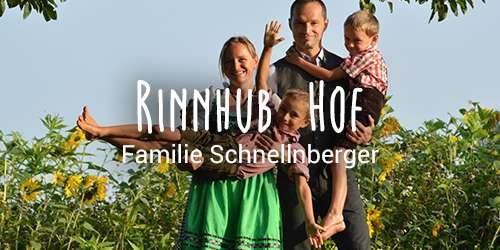 Hofkultur Partnerhof: Familie Schnellnberger