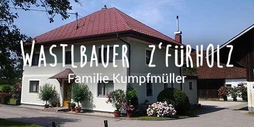 Hofkultur Partnerbauer - Familie Kumpfmüller
