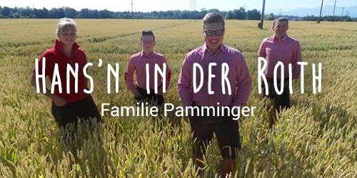 Hofkultur Partnerbauer - Familie Pamminger