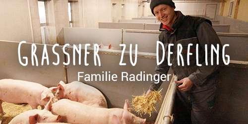 Hofkultur Partnerhoefe - Familie Radinger
