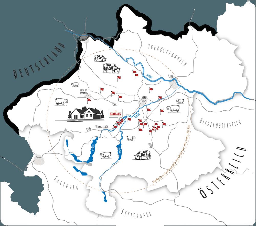 Hofkultur Partnerhöfe