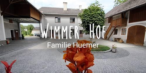 Hütthalers Hofkultur Partnerhof Huemer