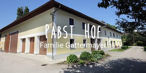 Hütthalers Hofkultur Partnerhof Familie Gattermayer