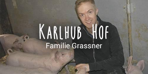 Hütthalers Hofkultur Partnerhof Familie Grassner
