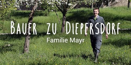 Hütthalers Hofkultur Partnerhof Mayr Markus